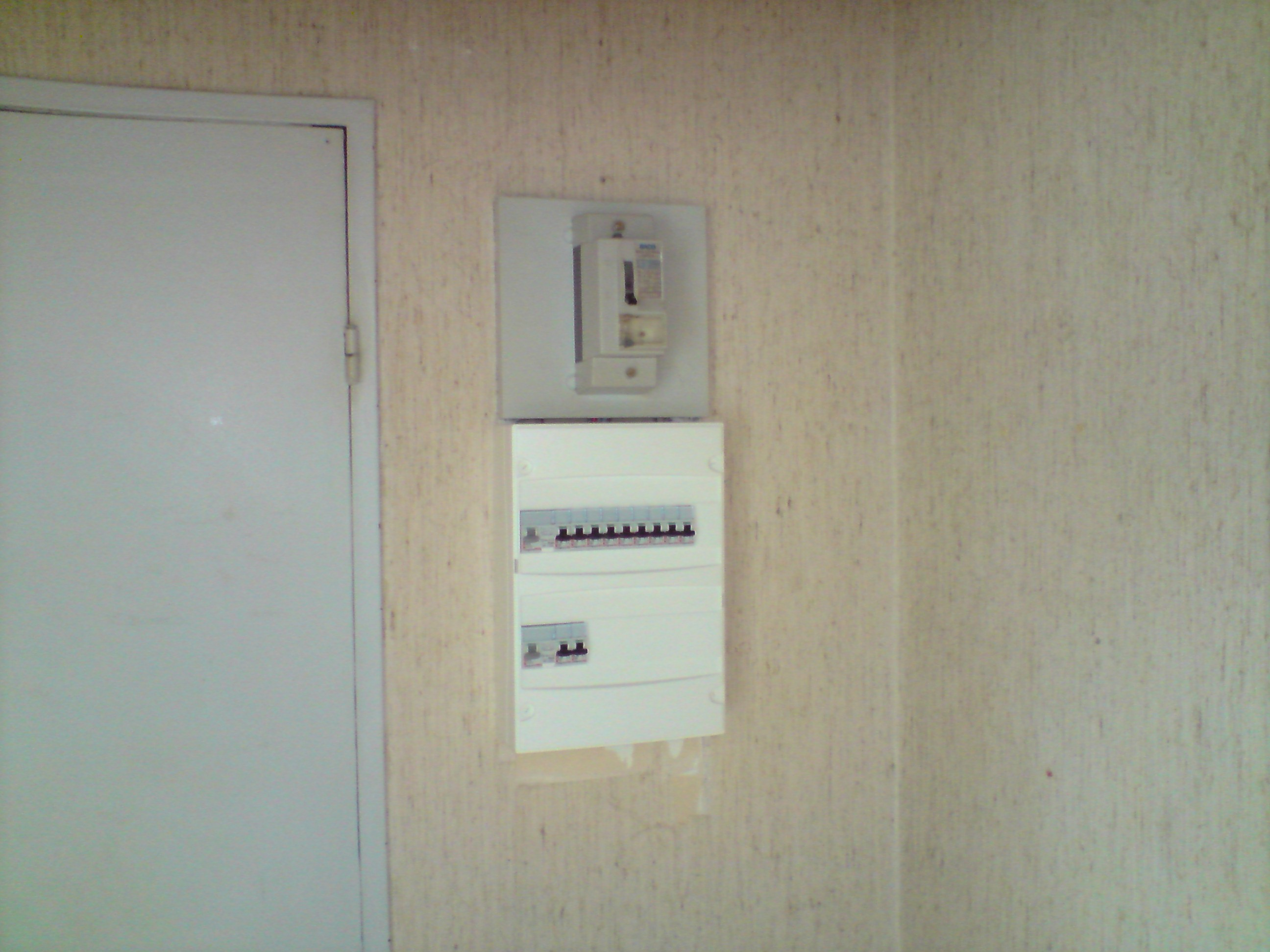 R novation d un appartement electricite - Comment enlever l electricite statique d un vetement ...