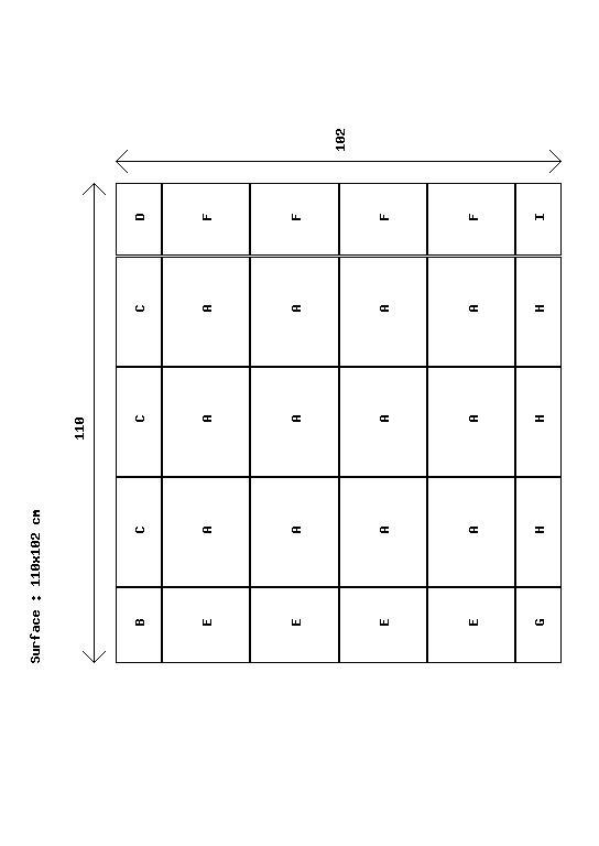 R novation d un appartement la salle de bain for Plan de pose de carrelage